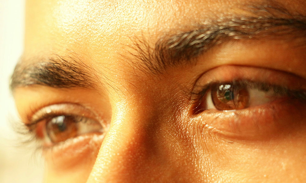 How to Help Dry Eyes